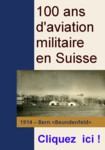 100 ans de l'aviation et AIR14 - Suisse